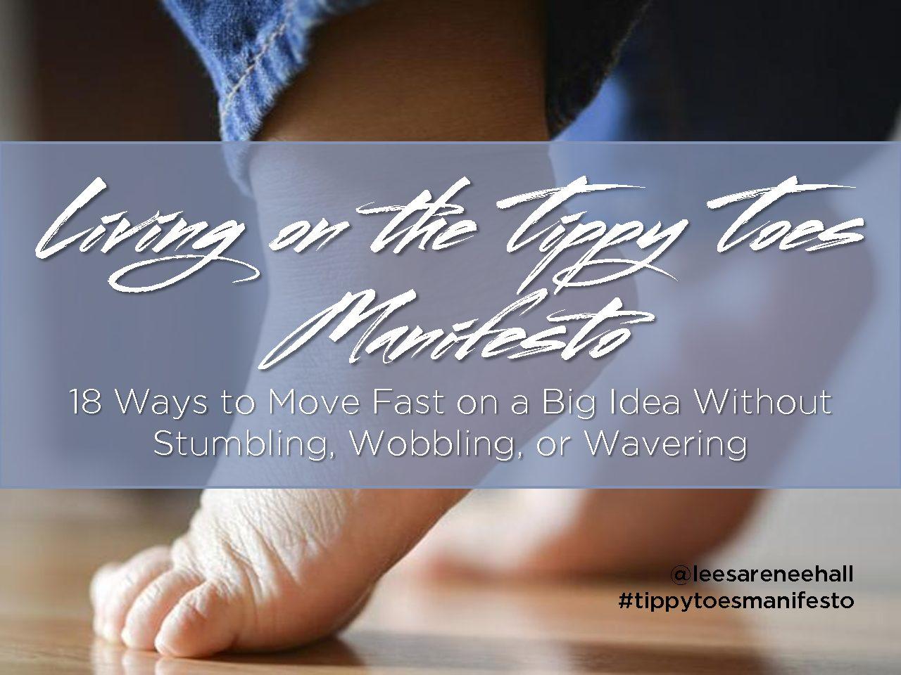 manifesto-running-tippy-toes